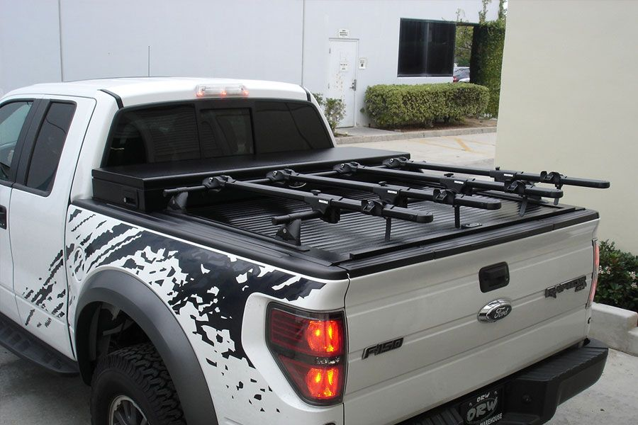 Truck Covers Usa American Rack System Truck Covers Truck Bed Bike Rack Pickup Trucks Bed