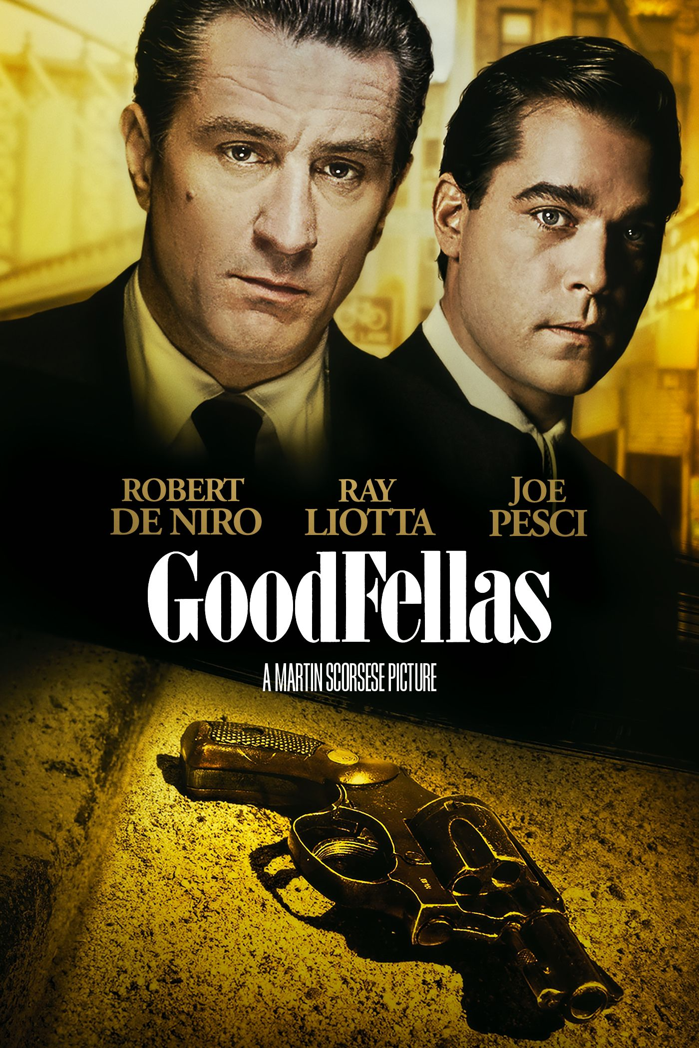 Goodfellas (Remastered Feature) Movie Poster - Robert De ...