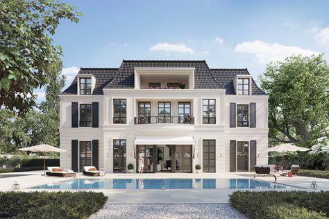 einfamilien villa m nchen alt bogenhausen verkauft sonstiges pinterest haus villa und. Black Bedroom Furniture Sets. Home Design Ideas