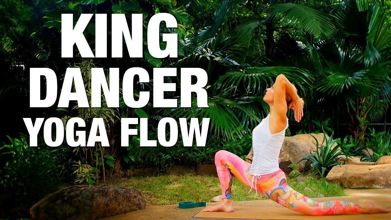 King Dancer Flow Yoga Class - Five Parks Yoga - YouTube 56