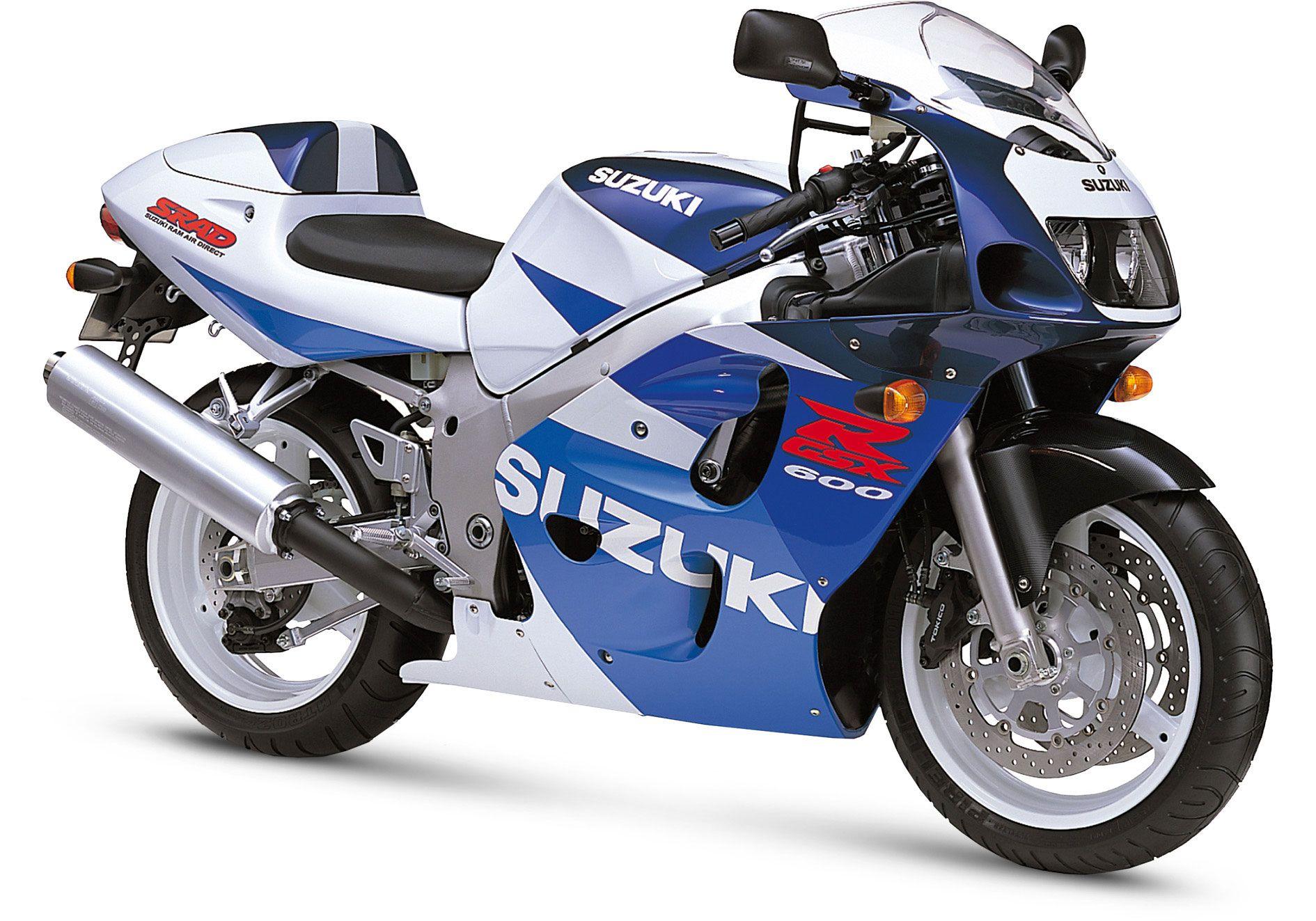 1998 suzuki gsx r600