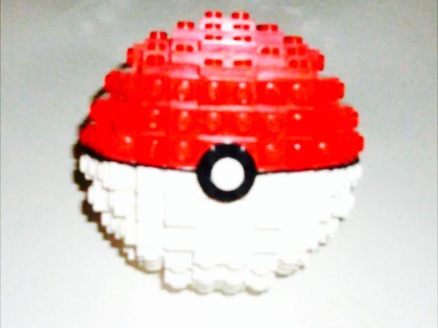 Lego Pokeball Lego Pokemon Pikachu Action Figure Toy Boys Kids