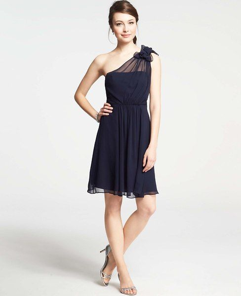 Ann Taylor - Bridesmaid Dresses: Bridal Party Dresses, Bridesmaid ...