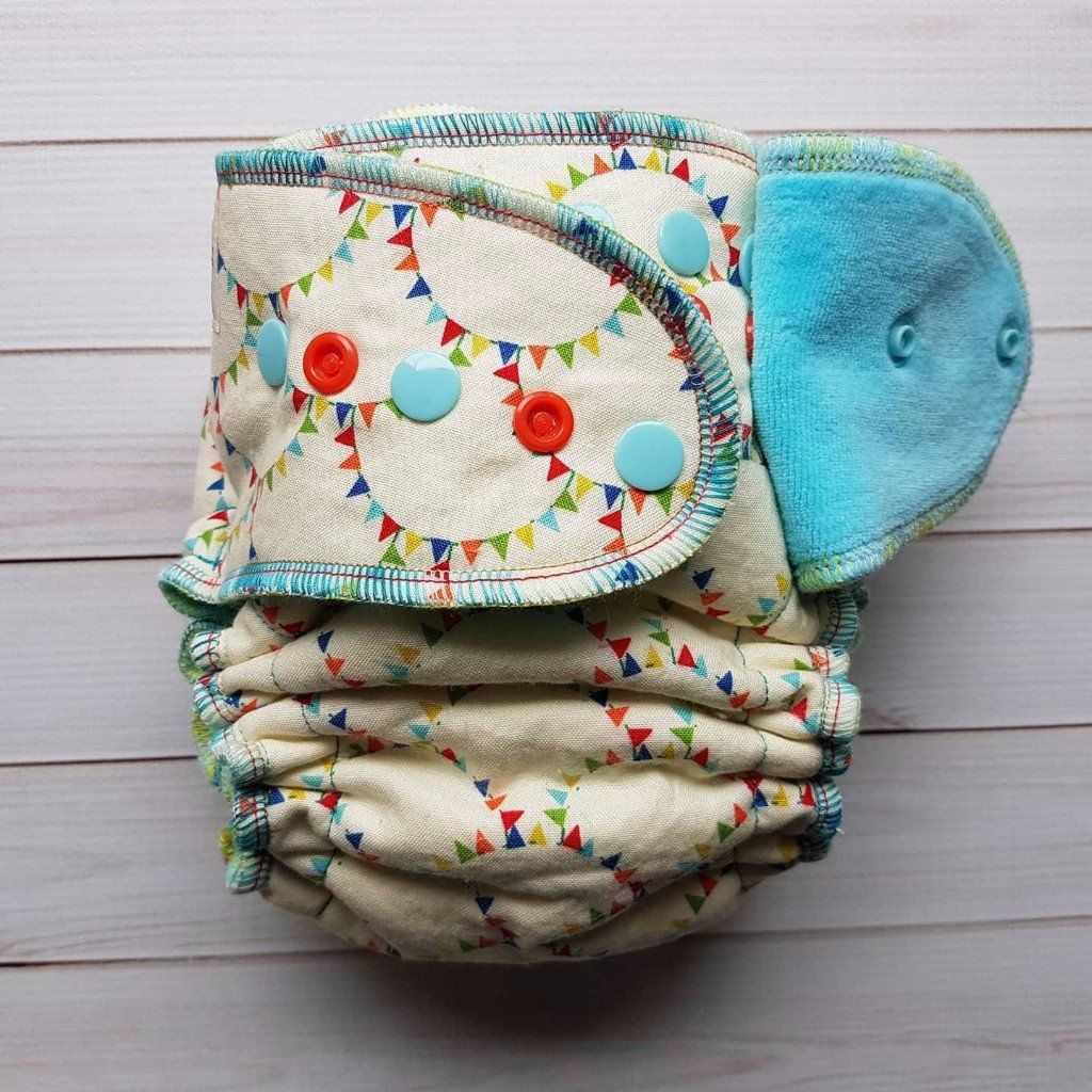 Celebration fitted cloth diapers baby diapers cloth