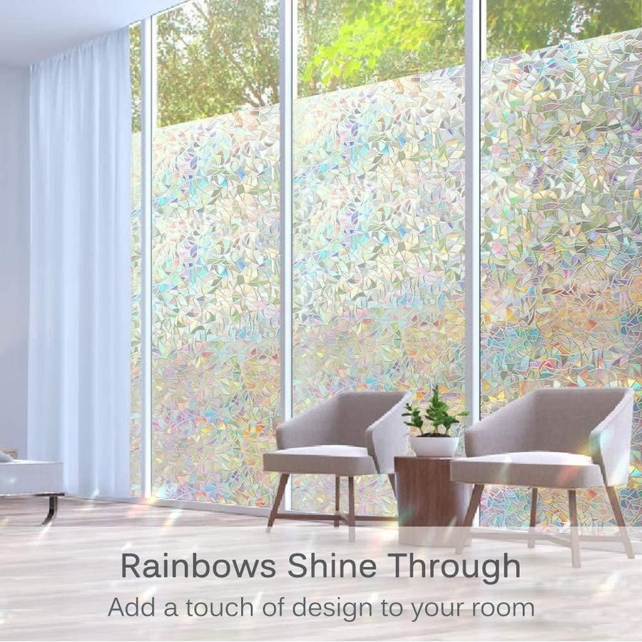 3d Rainbow Window Film Ephemeral Vip Nel 2020