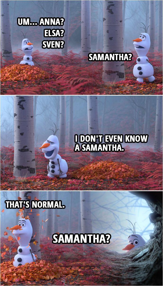 20 Best 'Frozen 2 (2019)' Quotes