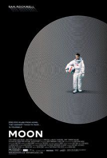 Moon (2009) - Astronaut Sam Bell has a quintessentially personal encounter toward the end of his three-year stint on the Moon, where he, working alongside his computer, GERTY, sends back to Earth parcels of a resource that has helped diminish our planet's power problems.