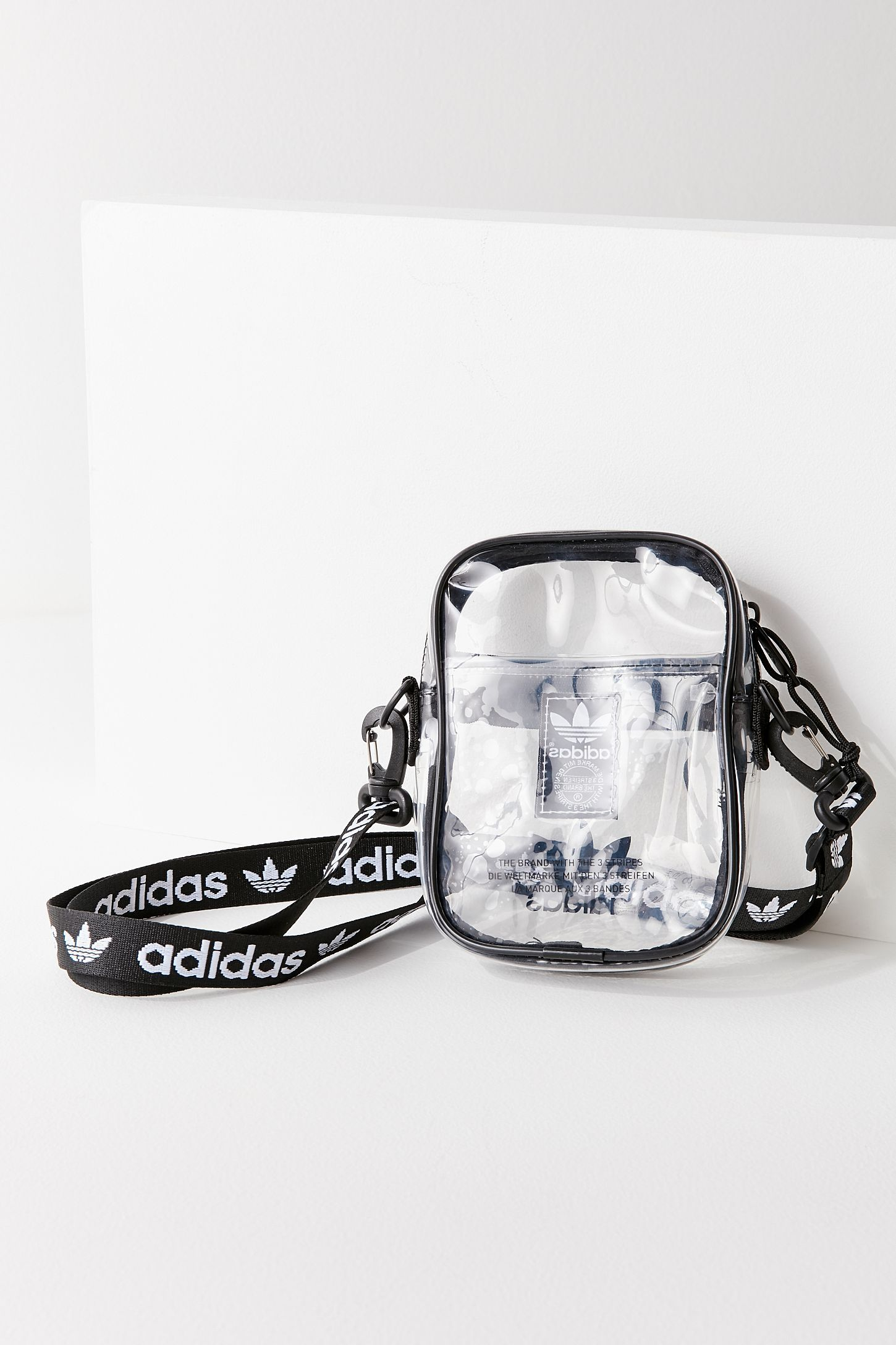 b86d90e9d adidas Originals Clear Festival Crossbody Bag in 2019 | me. | Bags ...