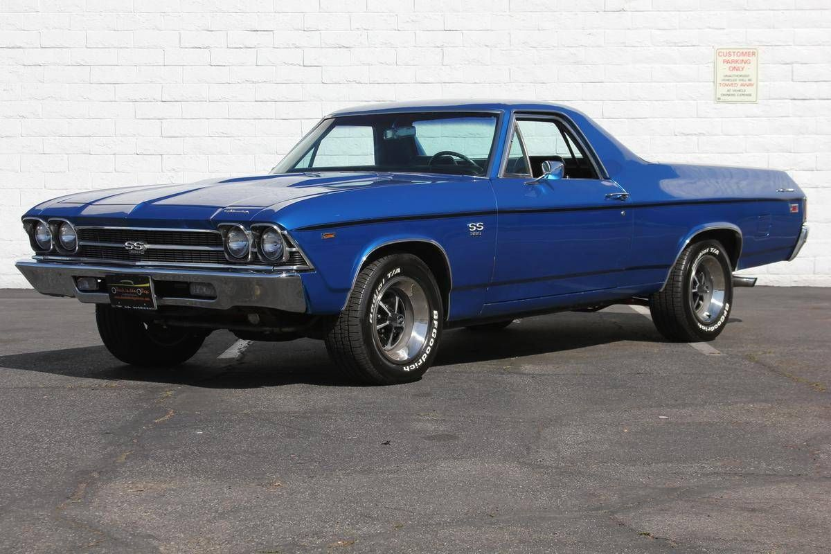 Displaying 1 15 of 109 total results for classic chevrolet el camino vehicles for sale