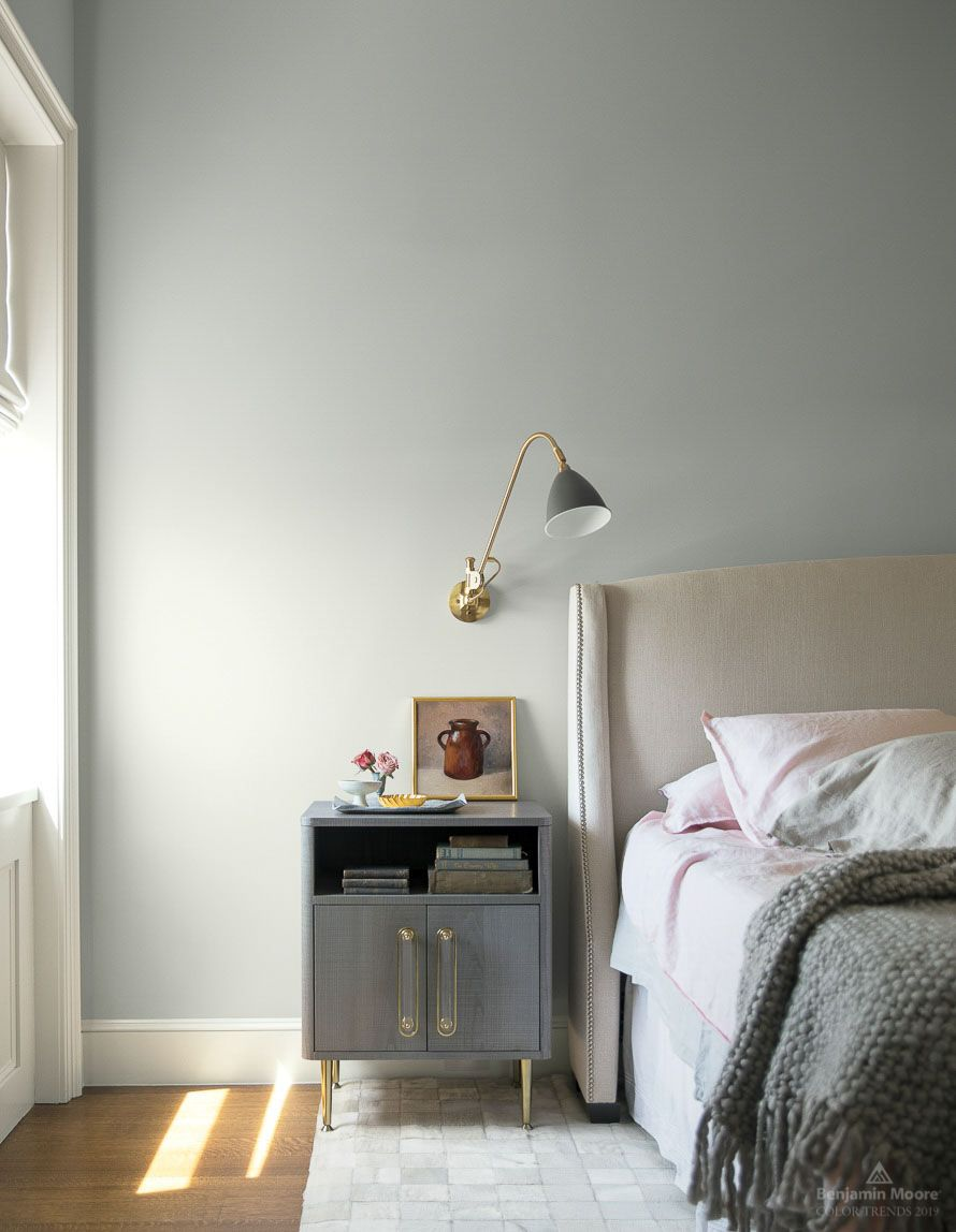 Grant Yourself A Few Extra Minutes In Bed Coed Stonewashed Linen Cozy Knits And Our Color Of The Year 2019 Metropolitan Af 690 Colortrends2019