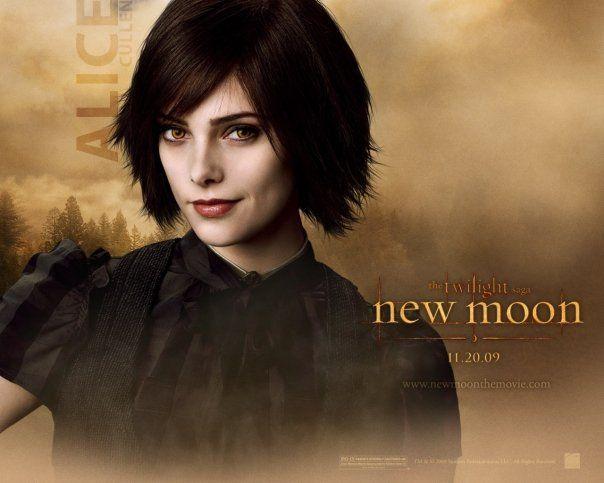 Cullen Alice Alice Twilight Alice Cullen Twilight Saga New Moon