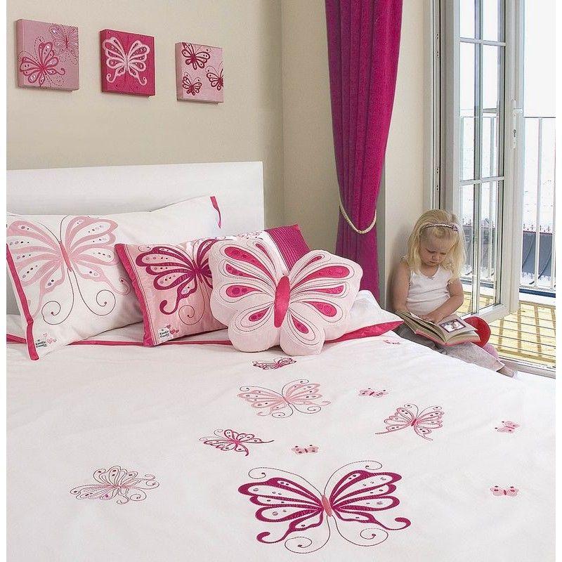 Youth Butterfly Bedrooms Butterfly Fun Ideas In Kidsroom Jpg