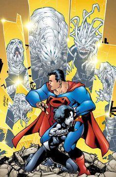carlos pacheco art | Superman by Carlos Pacheco