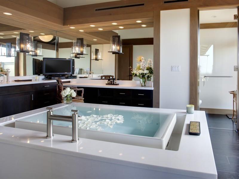 50 salles de bains design à voir absolument Bathroom bath and Bath - salle de bains design photos