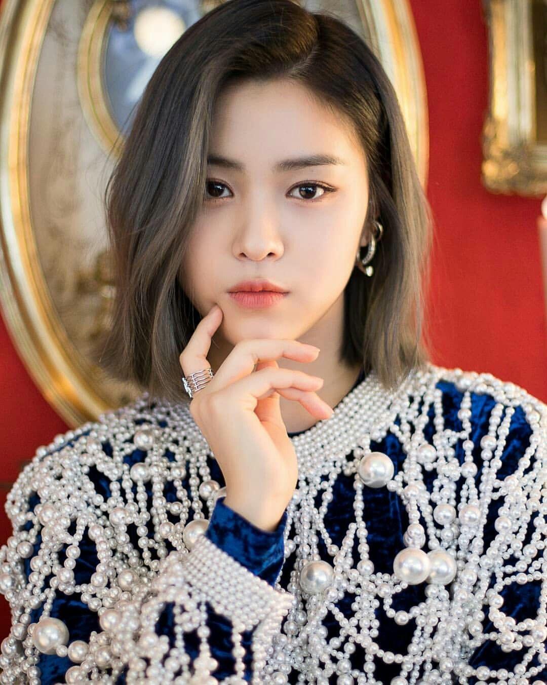 Ryujin Wannabe X Dispatch Short Hair Styles Itzy Hair Styles