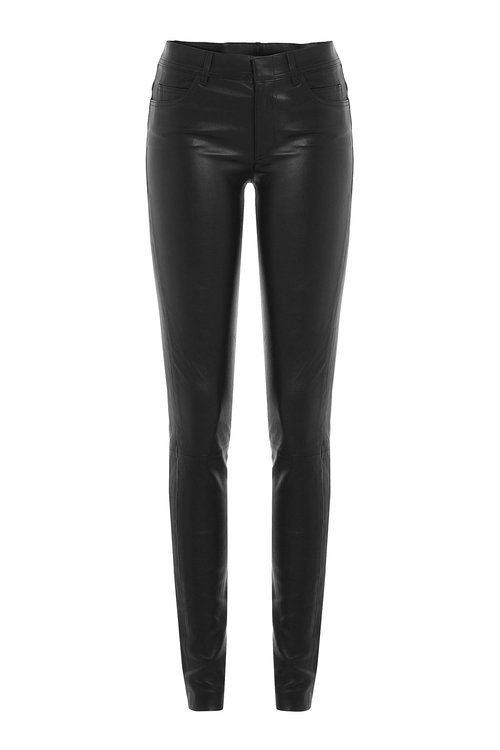HELMUT LANG Leather Pants. #helmutlang #cloth #leather