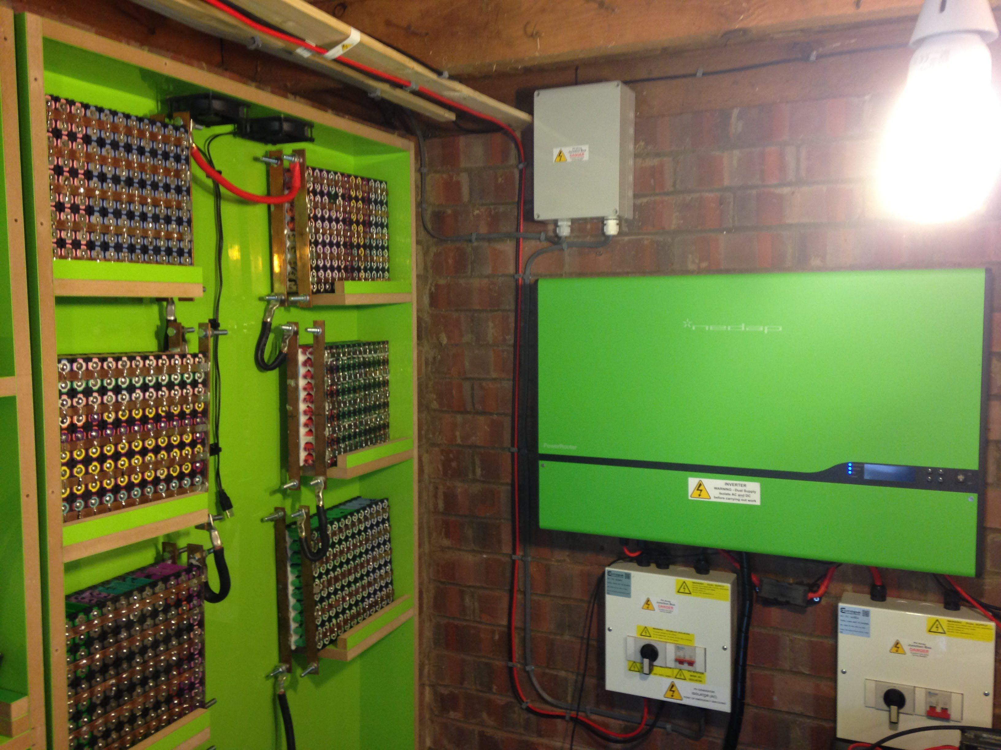 Uk Diy Powerwall How To Build A 900 600 Tesla Style Powerwall Ho Powerwall Tesla Powerwall Green Energy