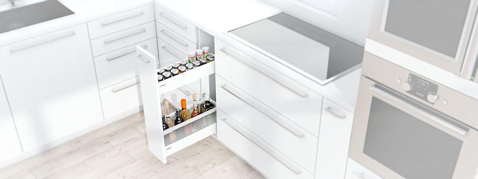 schrank f r gew rze und flaschen k che einrichtung pinterest gew rze flaschen und schr nkchen. Black Bedroom Furniture Sets. Home Design Ideas