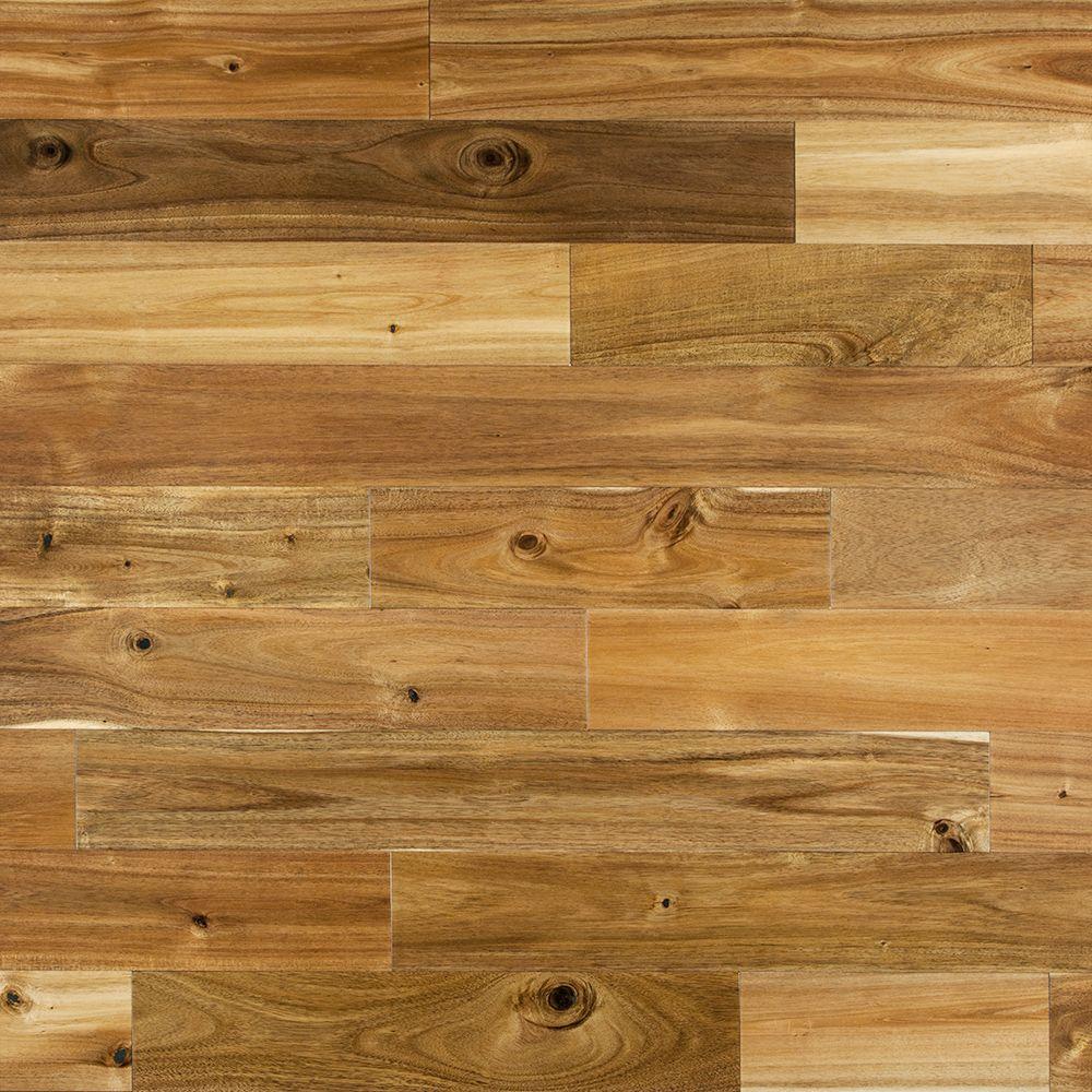 BuildDirect® Mazama Hardwood Smooth Acacia Collection