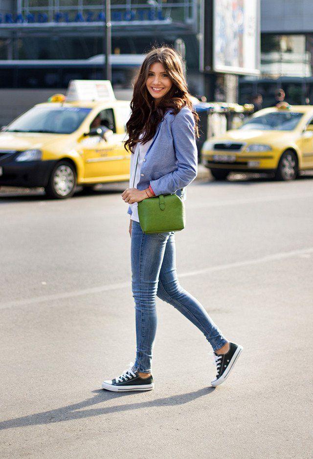 Resultado de imagen para sneakers outfit ideas