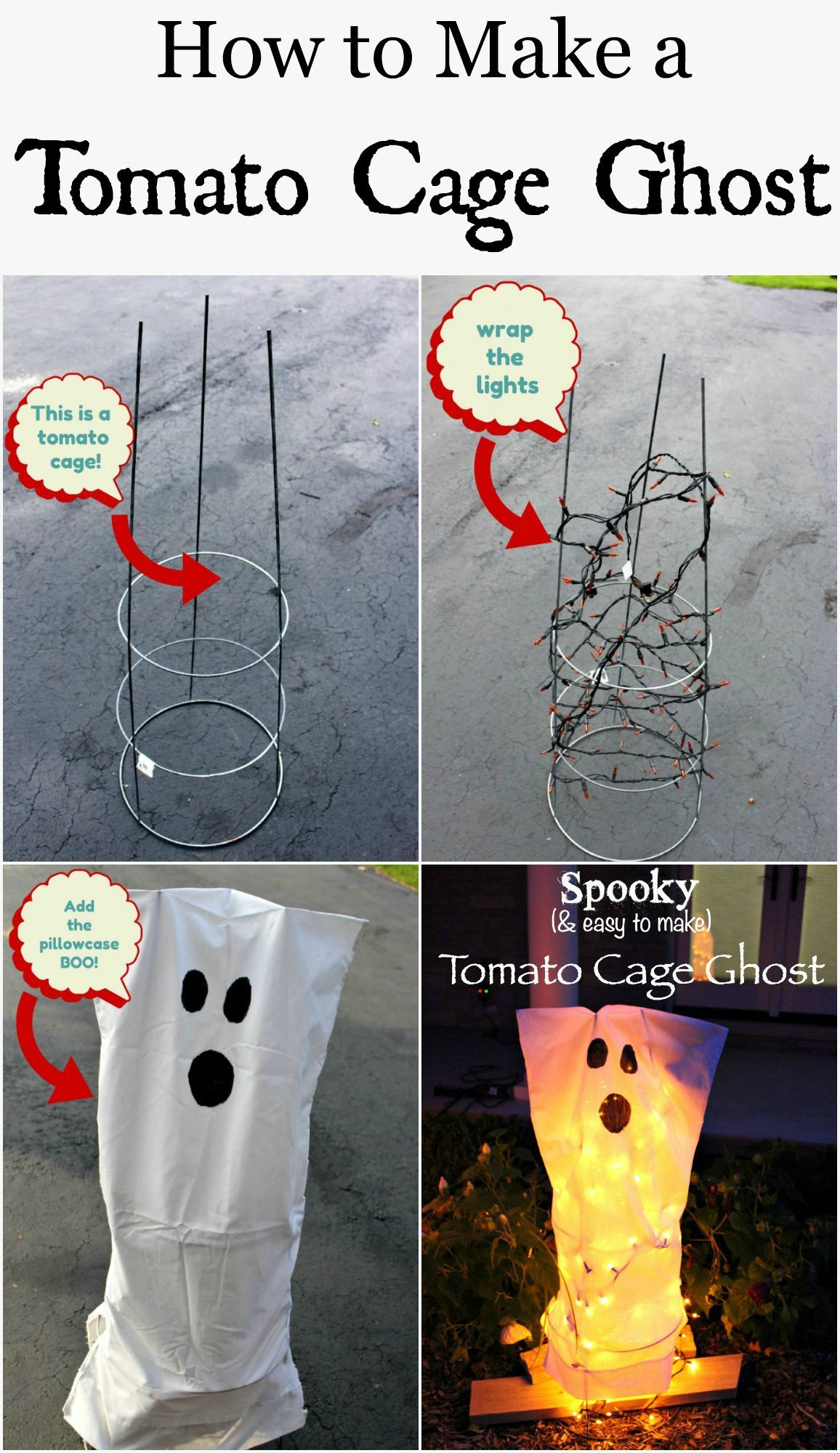 50 Astounding But Easy DIY Outdoor Halloween Decoration Ideas - halloween decorations diy