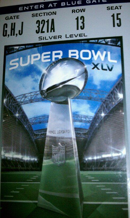 Super Bowl... any of them