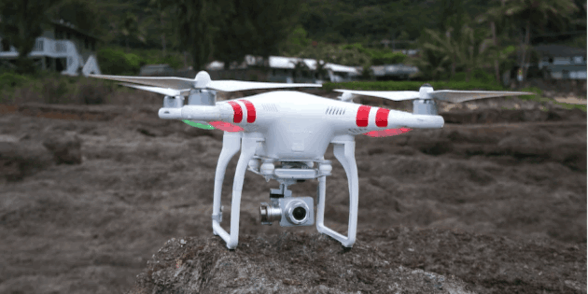 The Faa Doubles The Drone Fly Zone From 200 To 400 Feet Drone