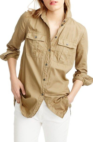Free shipping and returns on J.Crew 'Fatigue' Shirt at Nordstrom.com. J.Crew…