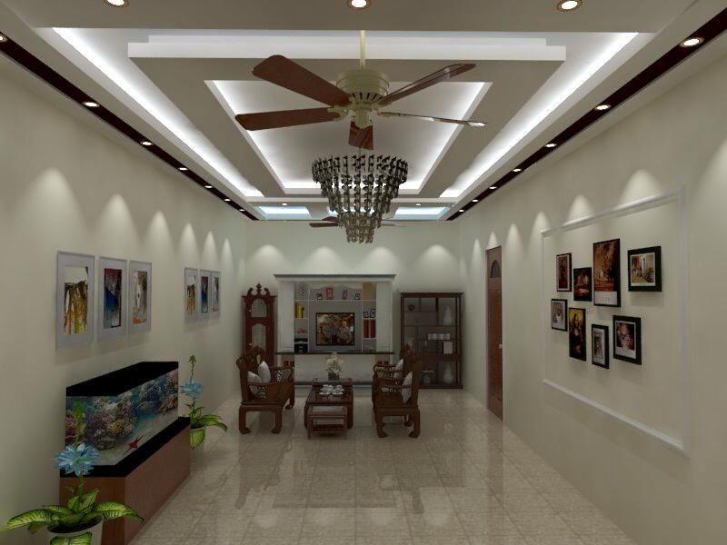 2. modern false ceiling patterns are very preferable ...