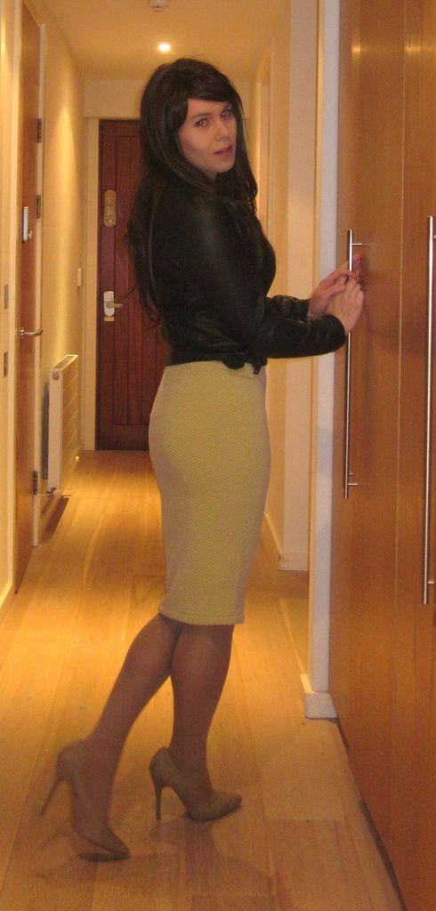 Beautiful Crossdresser #Venus_Belle