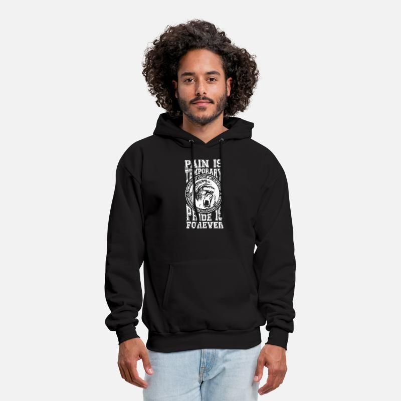 5aaa8653b Motivational Gym Knives Out Bodybuilding Crossfit Men's Hoodie | Spreadshirt