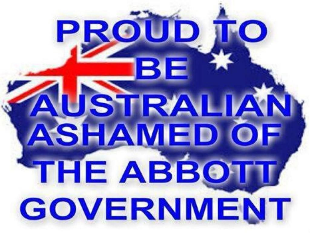 #auspol  NOT MY PM   pic.twitter.com/te1jXbZpzU
