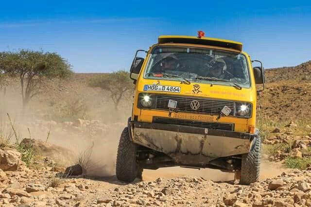 Vw T3 Syncro Rally Bus 4