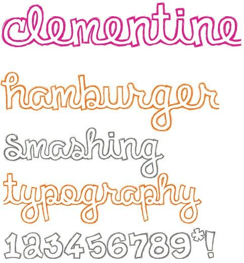 Bubble Cursive Font Crafty Creations Pinterest Cursive