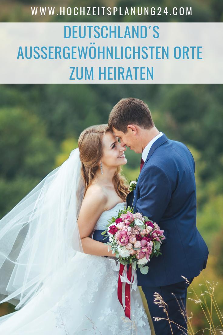 Deutschland S Aussergewohnlichsten Orte Zum Heiraten Heiraten Hochzeit Outdoor Hochzeit