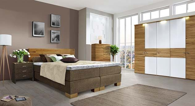 Genial schlafzimmer komplett mit boxspringbett Deutsche Deko - schlafzimmer komplett