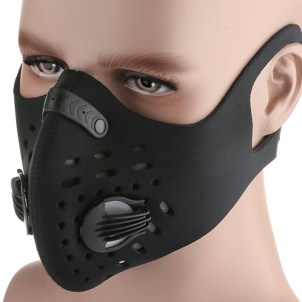 Dust Mask good for woodworking total free if you want to