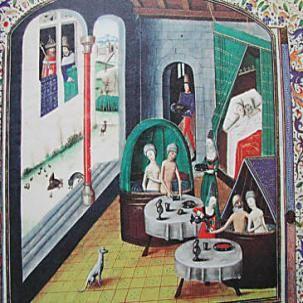 A Medieval Bathhouse