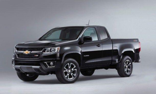 All New 2015 Chevrolet Colorado Redefines Midsize Trucks