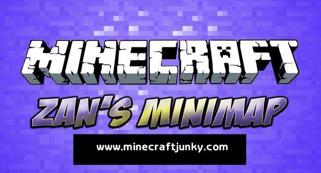 Zans Minimap Mod For Minecraft Httpwww - Mini map para minecraft 1 11 2