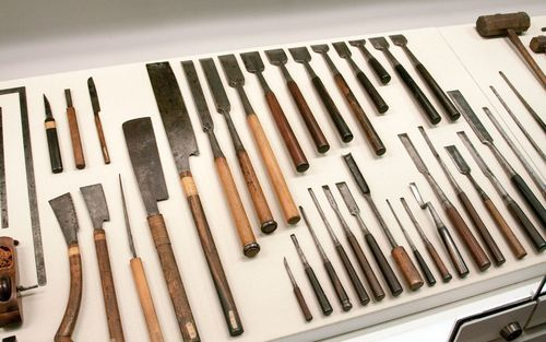 A Visit To The Takenaka Museum Of Carpentry Tools In Kobe Japan