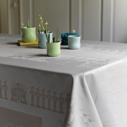 georg jensen damask h c andersen dug der kan f s ensfarvede servietter i samme farve bolig. Black Bedroom Furniture Sets. Home Design Ideas