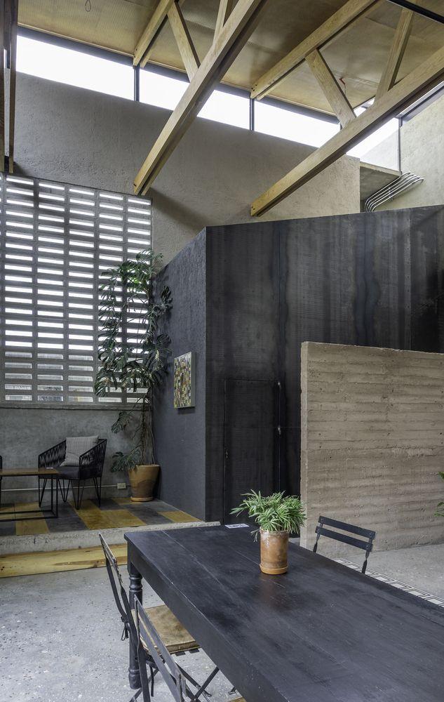 Pin Oleh Beddo Design Concept Di Arsitek Arsitek Desain Kafe Desain