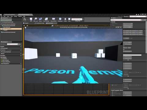 Use button UE4 | Unreal 4 | Unreal engine, Game design
