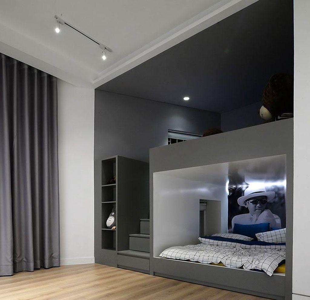 40 Abordable Enfants Chambre A Coucher Design Idees Qui Sont