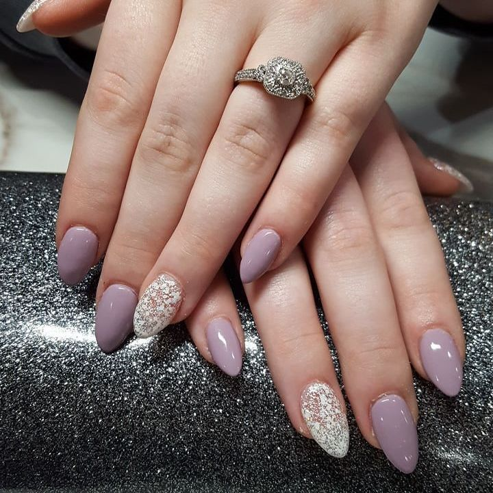 Nice 35 Great Ideas For Almond Nails Manageable And Attractive Check More At Http Newaylook Com Best Ideas For Almond Nails Nail Shapes Nails Mauve Nails