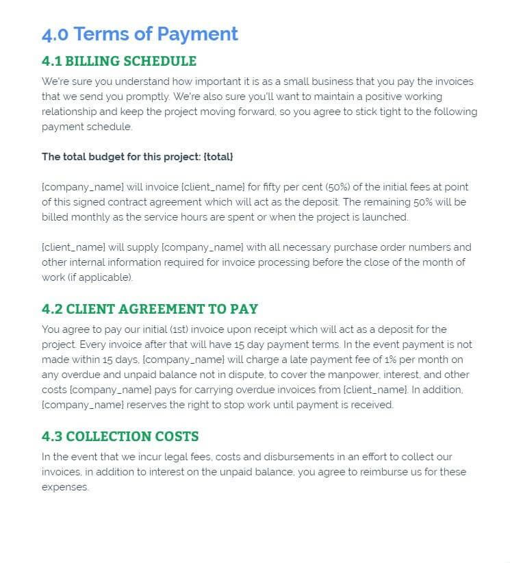 Business Sale Proposal Template Best Business Templates