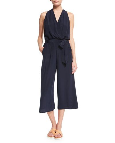 76548e0ff3ee TORY BURCH Tory Burch Campania Silk Jumpsuit.  toryburch  cloth ...