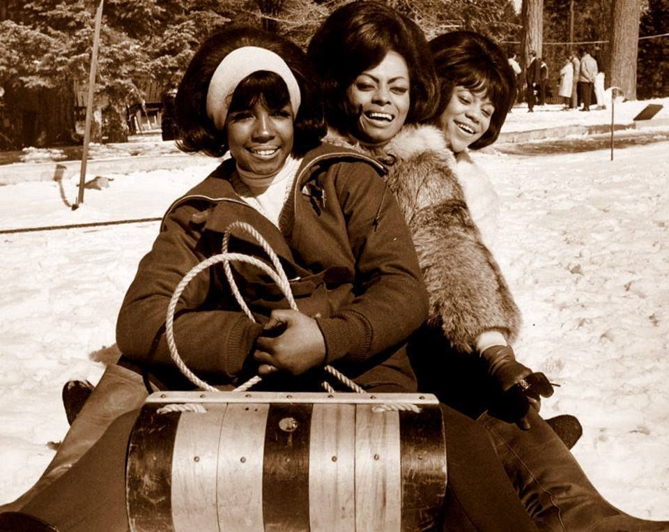 The Supremes-Mary, Diana, Florence