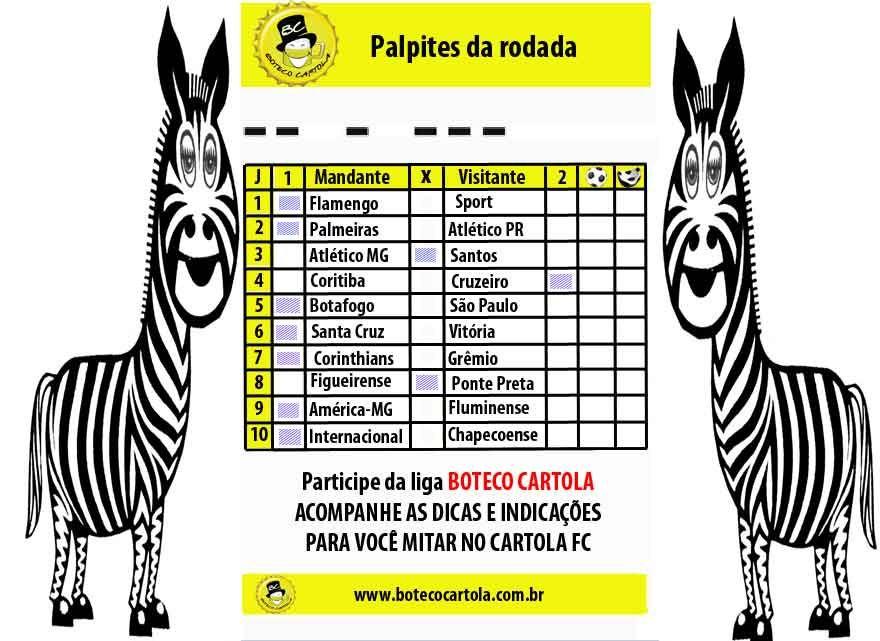 Veja nossa análise em http://www.botecocartola.com.br/analise-da-rodada-cartola-fc